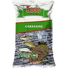Прикормка Sensas 3000 Club Carassins (1 кг)