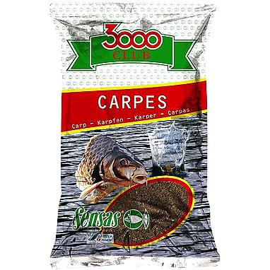 Прикормка Sensas 3000 Club Carp (1 кг)