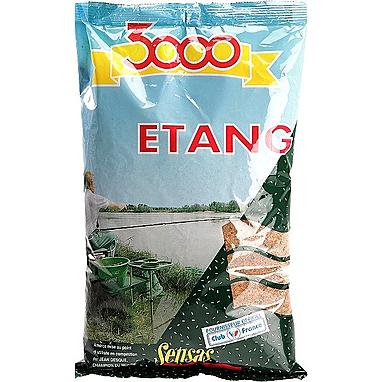 Прикормка Sensas 3000 Etang natural