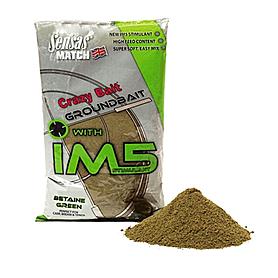 Прикормка Sensas IM5 Betaine green (1 кг)