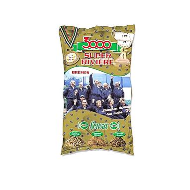 Прикормка Sensas 3000 Super River Bream (1 кг)