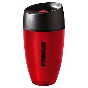 Термокружка пластиковая Primus Commuter Mug 300 мл красная