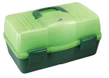 Ящик Plastica Panaro 138 6 полок на 2 стороны 460x282x253 мм