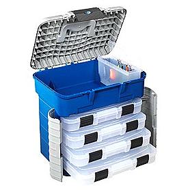 Фото 2 к товару Ящик-станция Plastica Panaro 501 420х303х400 мм +4 коробки