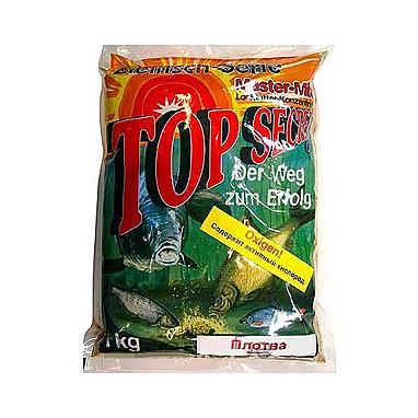 Прикормка Top Secret 1 кг плотва