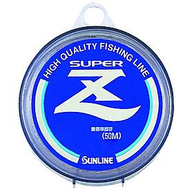 Фото 1 к товару Леска Sunline Super Z HG 50 м #0.5/0.117 мм 1,28 кг