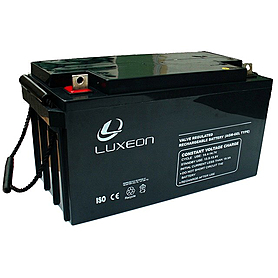 Аккумулятор мультигелевый Luxeon 65 A/h