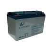 Аккумулятор гелевый Luxeon 100 A/h - фото 1