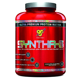 Фото 2 к товару Протеин BSN Syntha-6 5 lb (2,27 кг)