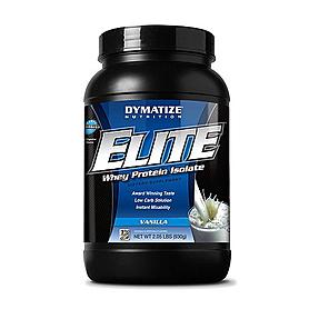 Протеин Dymatize Elite Whey 2 lb (910 г) - банан 2643494-1