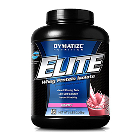 Фото 2 к товару Протеин Dymatize Elite Whey 5 lb (2,27 кг)
