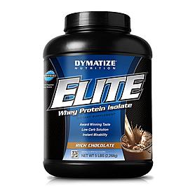 Фото 4 к товару Протеин Dymatize Elite Whey 5 lb (2,27 кг)
