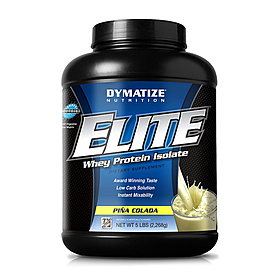 Фото 5 к товару Протеин Dymatize Elite Whey 5 lb (2,27 кг)