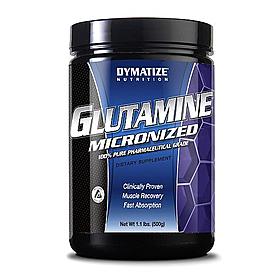 Аминокомплекс Dymatize Glutamine Micronized (500 г)