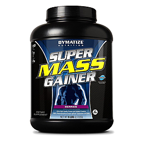 Фото 2 к товару Гейнер Dymatize Super Mass Gainer 6lb (2,7 кг)
