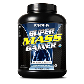 Фото 4 к товару Гейнер Dymatize Super Mass Gainer 6lb (2,7 кг)