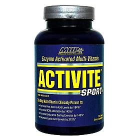 Комплекс витаминов и минералов MHP Activite (120 таб)