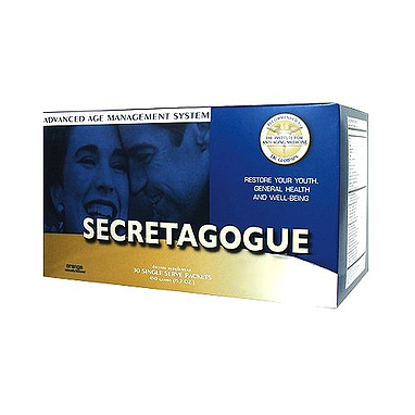 Спецпрепарат (послетренировочный комплекс) MHP Secretagogue-Gold Orange (30 пакетиков)