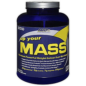 Гейнер MHP Up Your Mass 2lb (908 г)