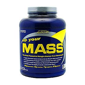 Гейнер MHP Up Your Mass 5 LBS (2,27 кг)