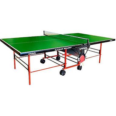 Стол теннисный Butterfly Playback Indoor Rollaway (зеленый)