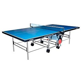 Стол теннисный Butterfly Playback Indoor Rollaway (синий)