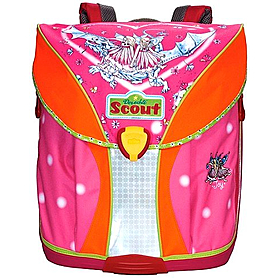 Фото 2 к товару Набор школьный Scout Nano Joy 4 предмета
