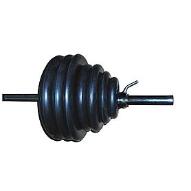 Фото 1 к товару Штанга олимпийская 200 кг