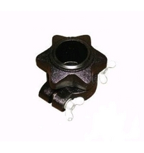 Фото 4 к товару Штанга олимпийская наборная хромированная 200 кг