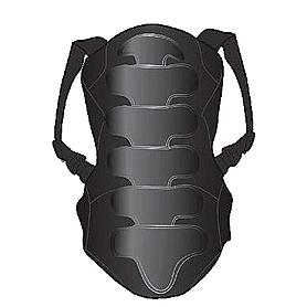 Защита для спины Destroyer DSRP-111
