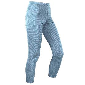 Брюки женские Tramp Silver Yarn (голубые)
