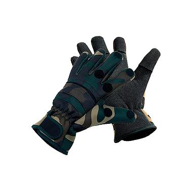 Перчатки Behr Titanium Neopren Power-Rip