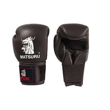 Перчатки боксерские Matsuru Boxing gloves