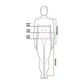 Комплект термобелья мужской Norfin Thermo Line (camo) - Фото №3