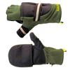 Перчатки–варежки отстегивающиеся Norfin, серо-черные