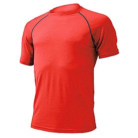Термофутболка мужская Lasting Quido (красная)