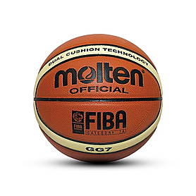 Мяч баскетбольный Molten (композитная синтетическая кожа,технология Dual-Cushion)