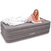 Кровать надувная односпальная Intex 67952 (203х102х46 см) - фото 1