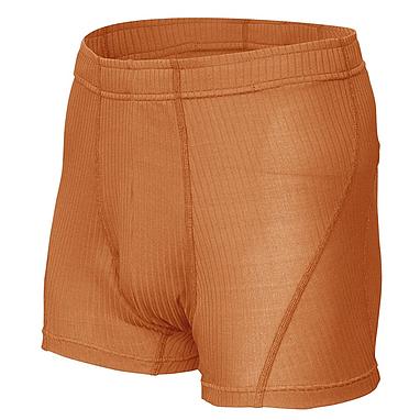 Термошорты мужские Lasting MBX (оранжевые)