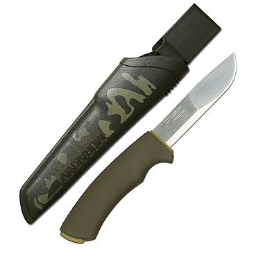 Нож Mora Bushcraft Forest Camo