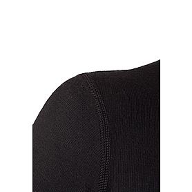 Фото 3 к товару Термофутболка женская с длинным рукавом Norveg Soft Shirt (черная)