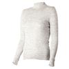 Термофутболка женская с длинным рукавом Norveg Wool+Silk (серая меланж) - фото 1