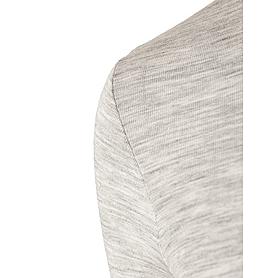 Фото 3 к товару Термофутболка женская с длинным рукавом Norveg Wool+Silk (серая меланж)