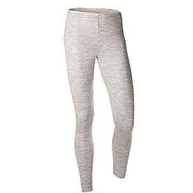 Фото 1 к товару Кальсоны женские Norveg Wool+Silk (серые меланж)