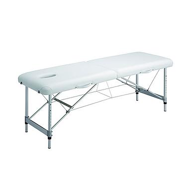 Стол массажный Life Gear Duralite белый