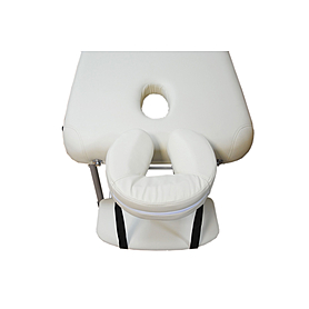 Фото 3 к товару Стол массажный Life Gear Duralite белый