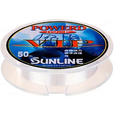 Леска Sunline Powered Ayu Vip 50 м 0,25/0,083 мм