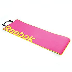 Фото 1 к товару Коврик для фитнеса Reebok розовый 6 мм