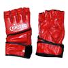 Перчатки без пальцев кожаные Matsa (красные) - фото 1