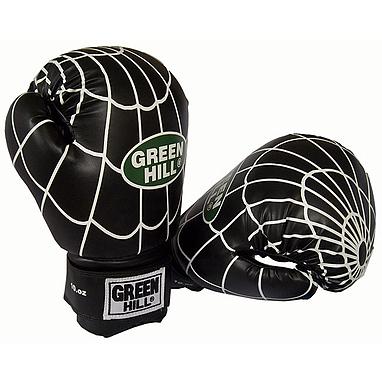 Перчатки боксерские Green Hill Web